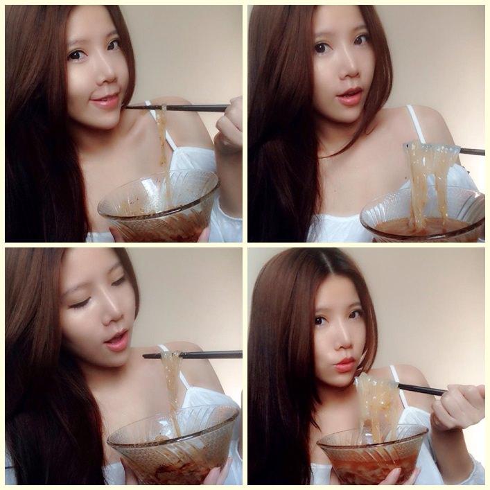 [花腰瘦]超低卡又美味的輕食好選擇。樂喵屋微卡蒟蒻涼麵/湯麵