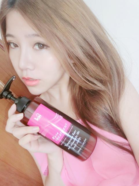 [花HAIR]不用噴香水也能散發迷人香味。KIN【魔幻香芳】