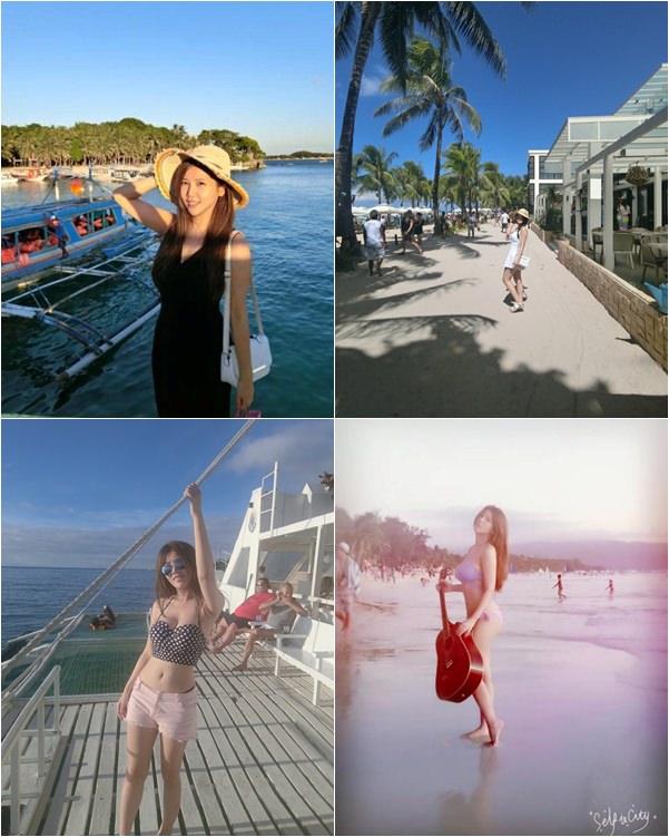 [花度假]來去長灘島度假享受生活。花花的長灘大挑戰