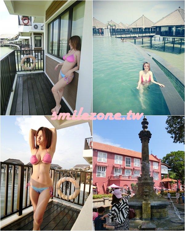 [馬來西亞]黃金棕櫚樹海上度假村&必去景點總整理
