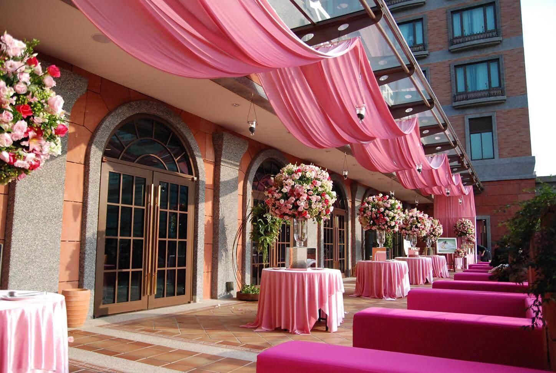 [花婚嫁]新人必看!台北婚宴場地推薦。飯店婚宴心得