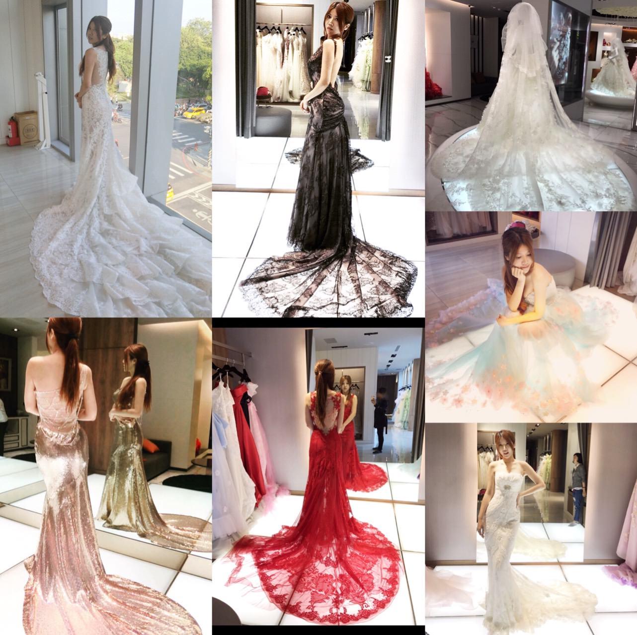 [花婚嫁]我的超頂級精品婚紗-華納婚紗精品概念館(推薦)