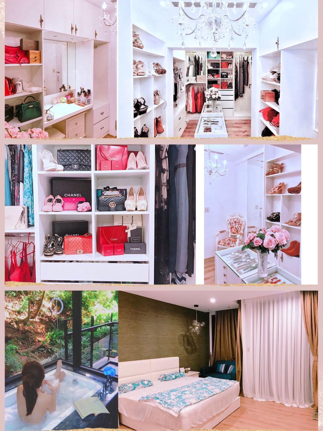 [花窩]我的更衣室。主臥。裝潢心得。古典風。北歐風