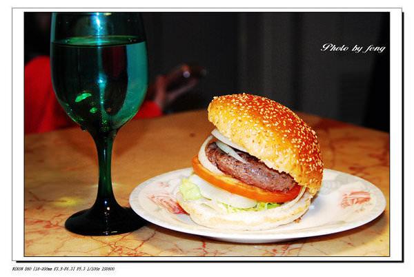 0610好吃漢堡&香味心測