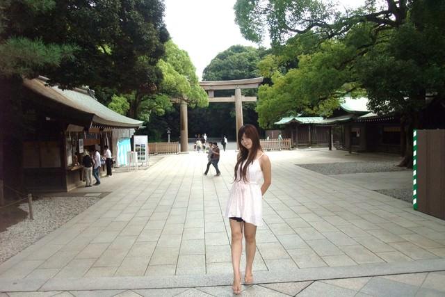 [東京自由行]淺草雷門&明治神宮 連這地方都這麼美~