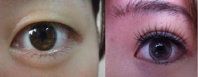 [彩妝]大揭密!超浮腫單眼皮也能變外雙大眼睛