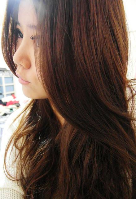 [hair]無敵手殘女也能輕鬆學會!一分鐘打造名模浪漫外彎瀏海