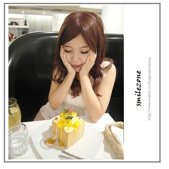 [美食]是女人都想吃  Dazzling Cafe ☆honey toast 蜜糖土司專賣店