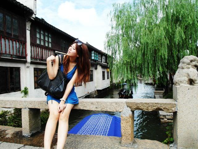 [蘇州自由行]上有天堂下有蘇杭 這樣的水鄉你怎能不去