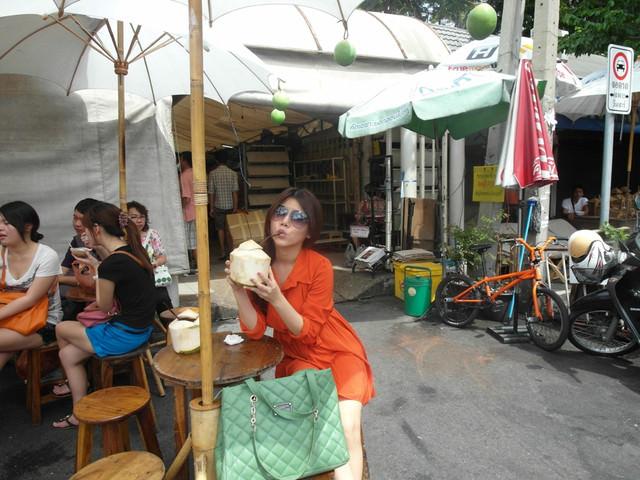 [曼谷自由行]任何人都會為之瘋狂的洽圖洽假日市集