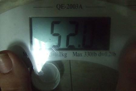 [減肥瘦身]我三天瘦了X公斤