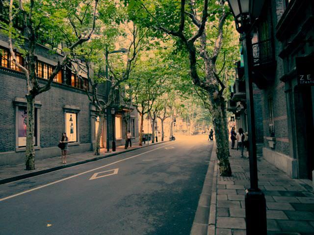 [上海自由行]穿梭古今與中外  古典豫園與歐風新天地