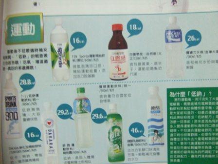 [減肥]減肥的時候 什麼飲料該喝不該喝?