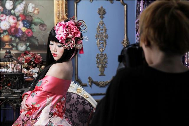 [share]滿足女人幻想戲癮的日本Magic-s 變身寫真。花絮篇