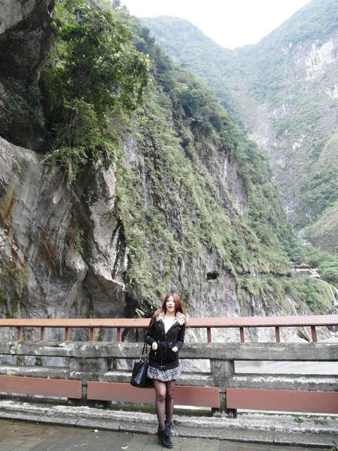 [花蓮自由行]讓你心曠神怡 驚嘆連連。太魯閣國家公園