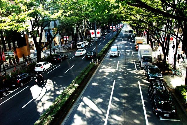 [東京自由行]日本的第五大道-櫸木下的表參道&超便宜竹下通