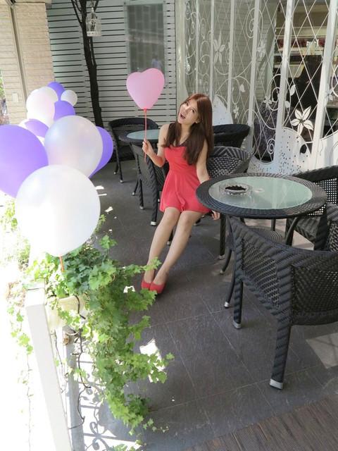 [美食]浪漫公主風的姊妹下午茶超美餐廳。永康街Morita cafe