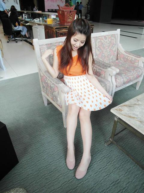 [穿搭]女孩夏季穿搭。上電視時我都穿什麼