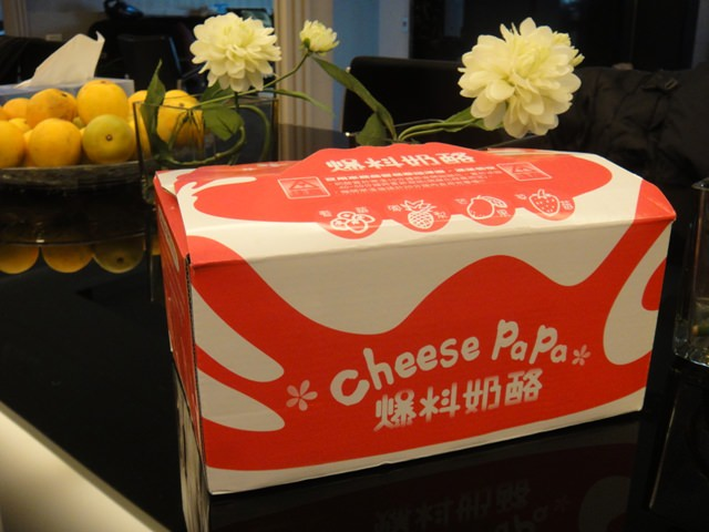 [food]吃了會超級幸福的爆料奶酪